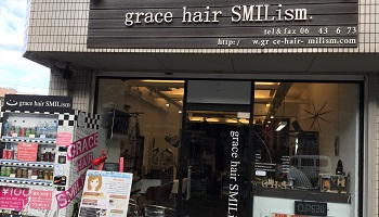 grace hair SMILismのメインイメージ