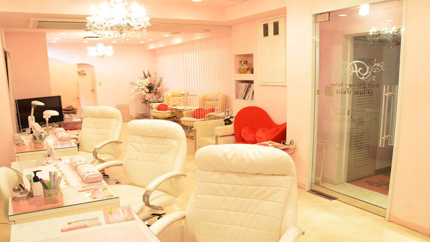 Nail Therapy Salon & School Plume Juiceのメインイメージ