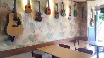 コーヒー専門店 Ukulele Cafe O'Konaのメインイメージ