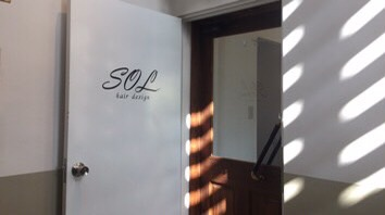 hair design SOLのメインイメージ