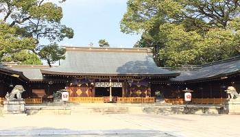 白鷺宮 護国神社のメインイメージ
